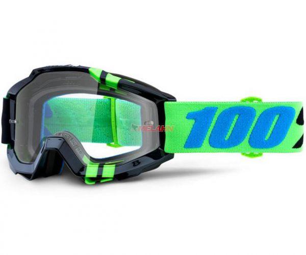 100% Brille: Accuri Zerg, mint