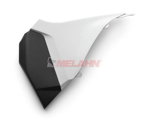 KTM Filterkastendeckel SX 11-12 / SMR 12 / EXC 12-13, weiß 2011