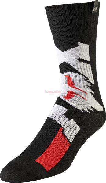FOX Kids MX Socken Cota, schwarz