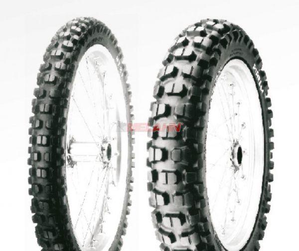 PIRELLI Reifen: MT 21, 90/90-21 (mit Straßenzulassung)