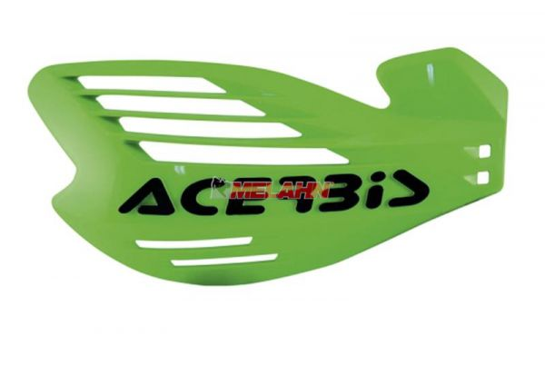 ACERBIS Handprotektor (Paar): X-Force, grün