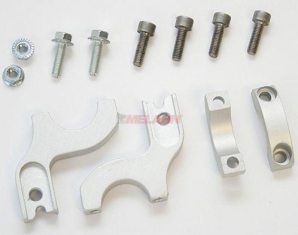 ACERBIS Ersatzanbaukit für Uniko, Aluminium
