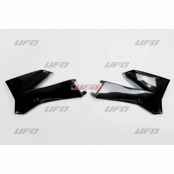 UFO Spoiler (Paar) 85 SX 06-12, schwarz