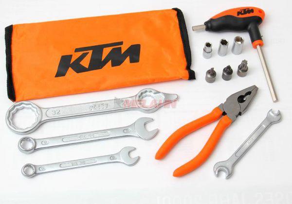 KTM Bordwerkzeug SX-F/EXC-F/SX/EXC/LC4