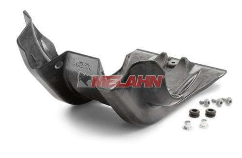 KTM Kunststoff-Motorschutz 450 SX-F 2019-, schwarz