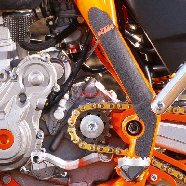 KTM Rahmenschutz-Aufkleber (Paar), SX 11-15 / EXC/SMR 12-