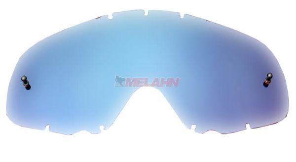 OAKLEY Spiegelglas Crowbar, ice iridium (blau)