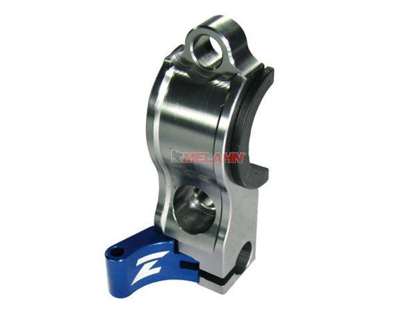 ZAP Slider-Klemme mit Heißstart für V2X (Kupplung), blau