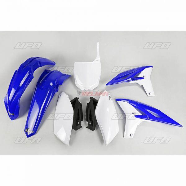 UFO Plastik-Kit YAMAHA YZF 250 11-12, original