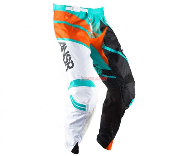 ANSWER Hose: Elite, teal/orange
