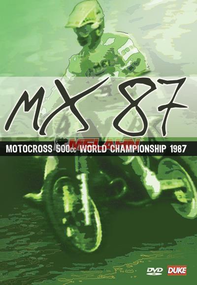 DVD: MX WM 500ccm von 1987