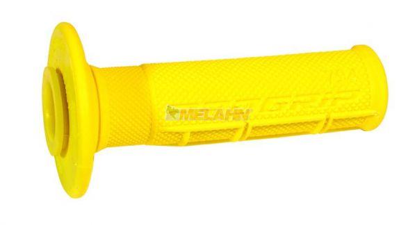PROGRIP Griff (Paar): 794 Half-Waffle, neon-gelb