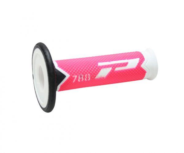 PROGRIP Griff (Paar): 788 Slim, neon-pink
