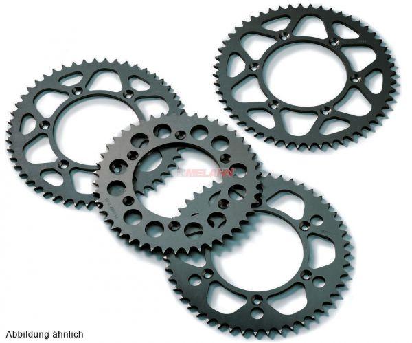 KTM Aluminium-Kettenrad schwarz (Design kann abweichen)
