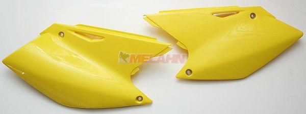 UFO Seitenteile (Paar) RMZ 250 04-06, gelb2001