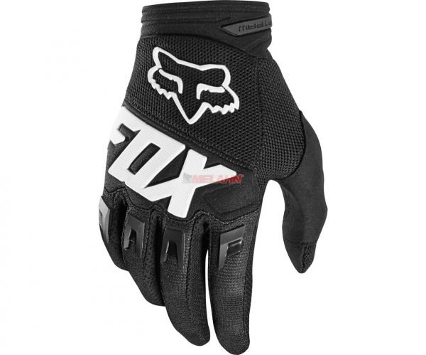 FOX Kids Handschuh: Dirtpaw Race, schwarz