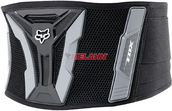 FOX Nierengurt: Turbo Belt XL, schwarz, Gr.34-44