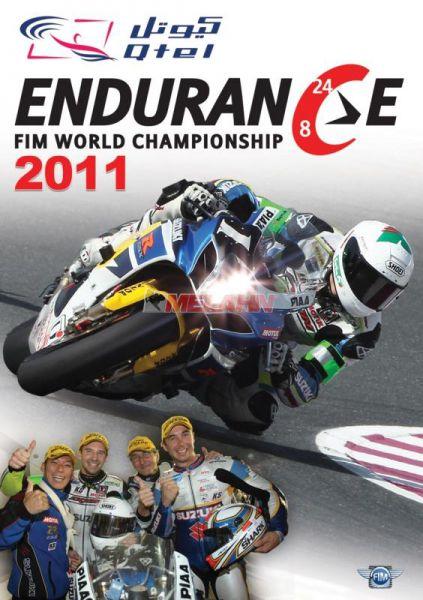 DVD Endurance WM 2011 (Straßen-Langstrecke), 227 Min.