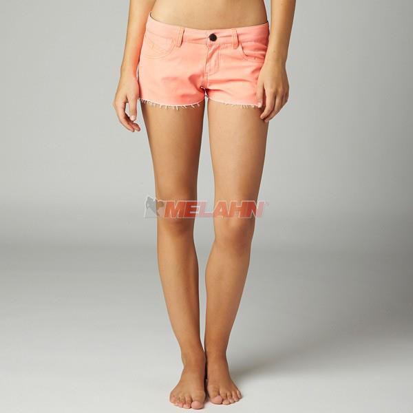 FOX Girls Boardshorts: Syren, lachs