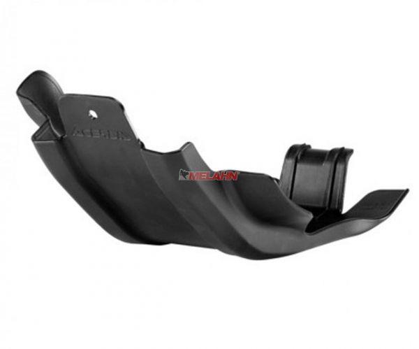 ACERBIS Kunststoff-Motorschutz groß, schwarz, 250 14-16 / 350 EXC-F 12-16