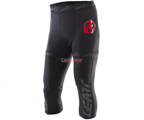 LEATT Knee Brace Hose, schwarz