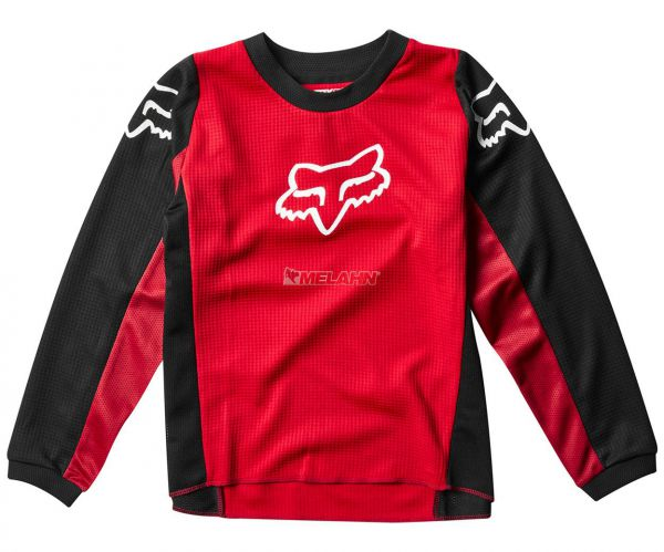 FOX KIDS Jersey: 180 Prix, rot/schwarz