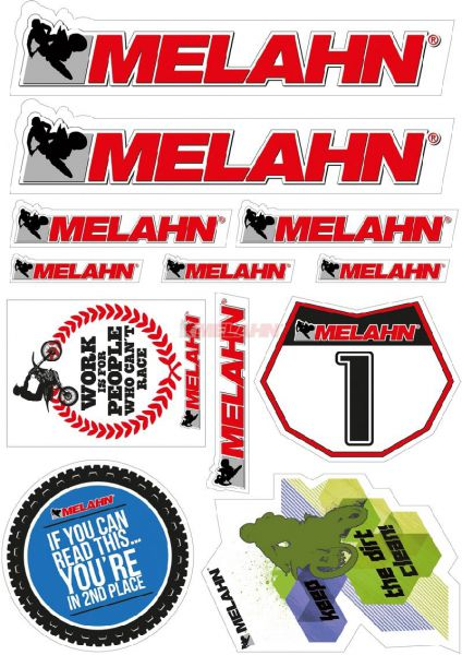 MELAHN Sticker-Kit