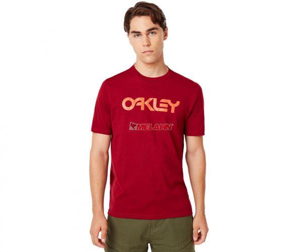 OAKLEY T-Shirt: Mark II, rasberry