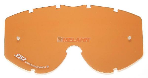 PROGRIP Ersatzglas, orange