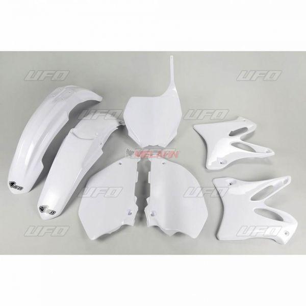 UFO Plastik-Kit YAMAHA YZ 06-12, weiß