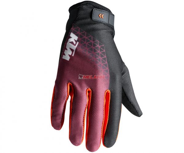 KTM Kids Handschuh: Gravity FX, schwarz/orange