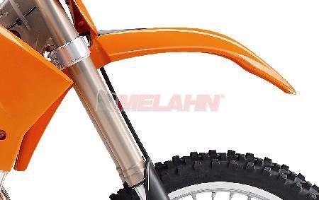 KTM Kotflügel vorne breit, orange