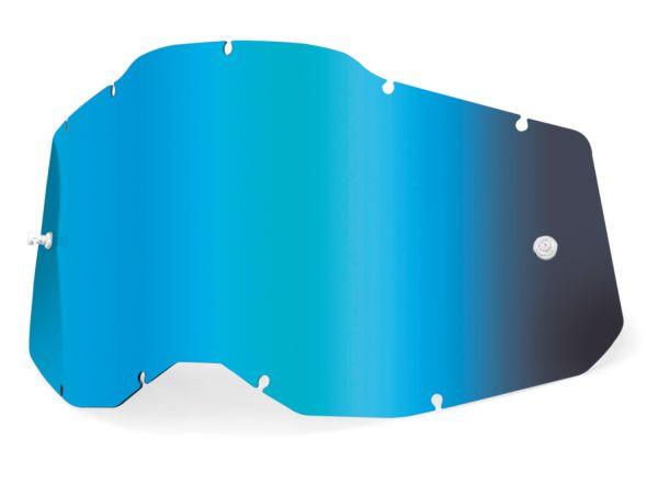 100% Spiegelglas Generation 2, blau