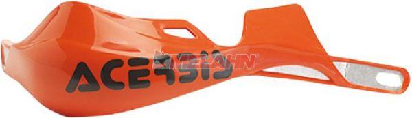 ACERBIS Handprotektor (Paar): Rally Pro (mit Anbaukit), orange