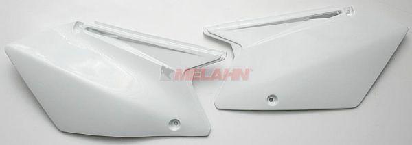 UFO Seitenteile (Paar) RMZ 450 05-06, weiß