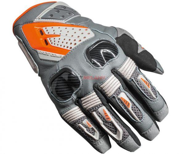 KTM Handschuh: Racecomp, grau/schwarz/orange