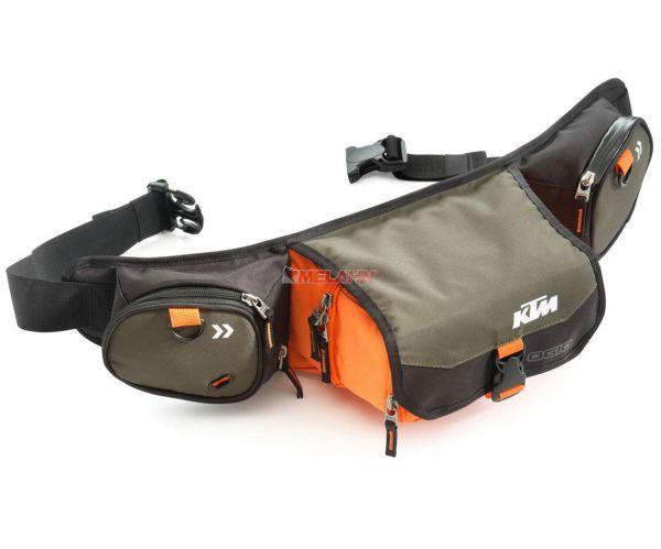 KTM Gürteltasche: Corporate Comp Belt, oliv/orange/schwarz