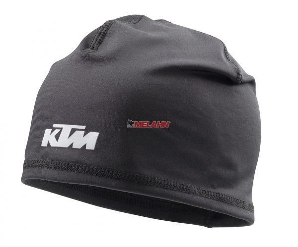 KTM Beanie: Emphasis, schwarz