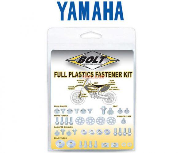 BOLT Schraubenkit Plastikteile YZF 250 19- / 450 18-