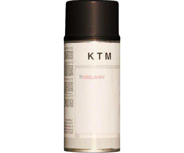 KTM Lackspray schwarz, 150ml