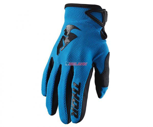 THOR Handschuh: Sector, blau
