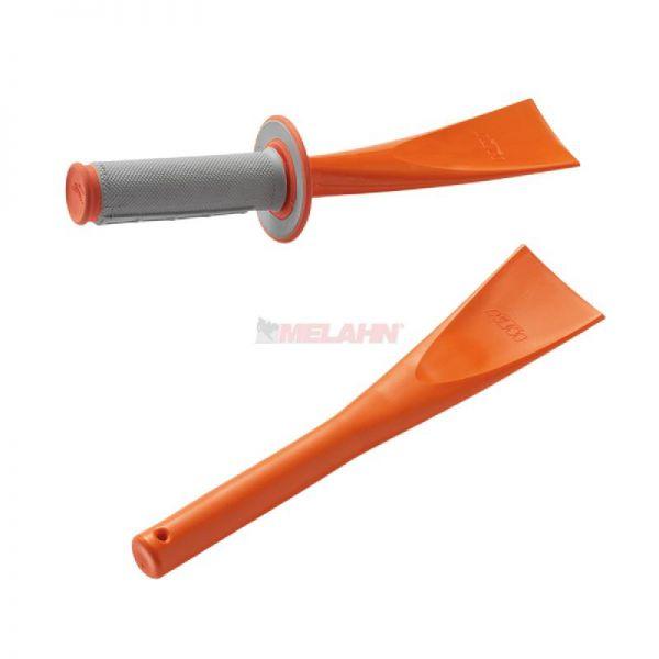 KTM Schlammspachtel orange, 1Stück