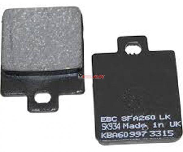 EBC Bremsklötze SFA260 für Derbi/Gilera