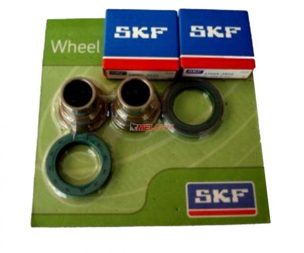 SKF Radlager-Kit hinten, KTM SX 13- / 125 XC-W 17- / HUSQVARNA FC/TC 16-