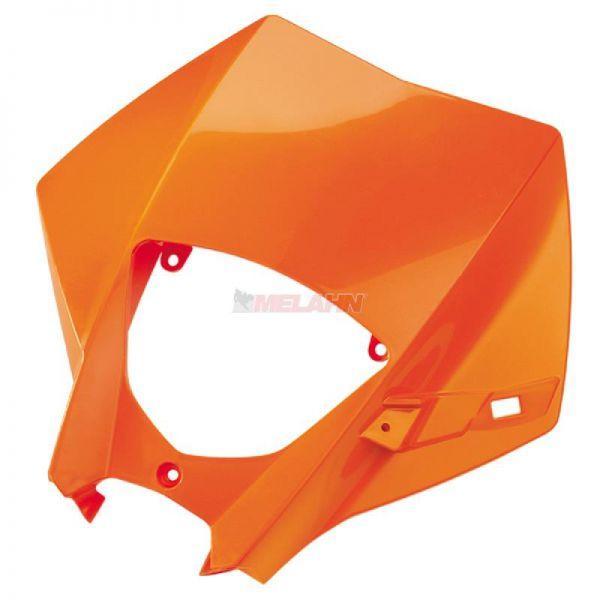 KTM Scheinwerfermaske EXC 05-07, orange