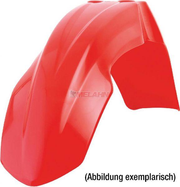 POLISPORT Kotflügel vorne, CRF 250 10-13 / 450 09-12, rot