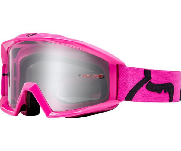 FOX Brille: Youth Main Race, pink