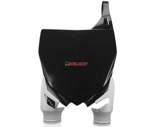 ACERBIS Starttafel: Raptor, schwarz/weiß, YZF 250 10-18 / 450 10-17