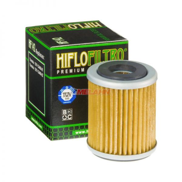 HIFLO Ölfilter HF142, YAMAHA WR/YZF 250-426 / YFM 350