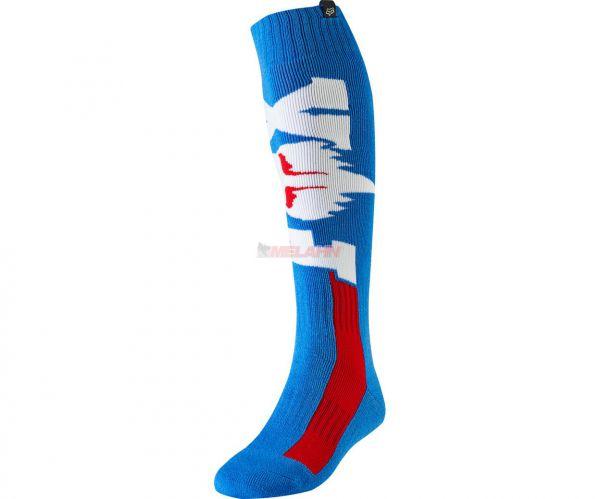 FOX FRI Thick Sock Cota, blau